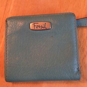 """Fossil mini wallet 3,5x3,25"""""""